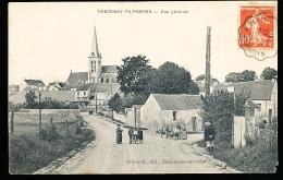 95 FONTENAY EN PARISIS / Vue Générale / - France