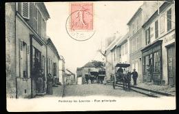 95 FONTENAY EN PARISIS / Fontenay Les Louvres, Rue Principale / - France