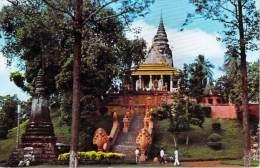Asie > Cambodge CAMBODIA  Wat Phnom PNOM PEHN (1) *PRIX FIXE - Cambogia