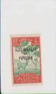 ILES WALLIS ET FUTUNA.  (Y & T)  1930.    N°20 *  Timbres Taxes De Nouvelle Calédonie  *  4c  *  New. - Neufs