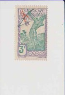 GUYANE FRANCAISE.  (Y & T)  1939/40.    N°157 *  Indigène Tirant à L'Arc  *  3c  *  New. - Guyane (1966-...)