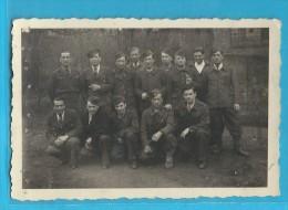 Photographie De Prisonnier En STALAG - 1939-45