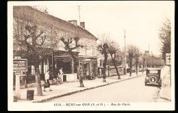 95 MERY SUR OISE / Rue De Paris / - Mery Sur Oise