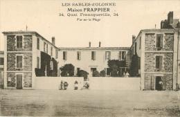 Les Sables D'olonne : Maison Frappier - Sables D'Olonne