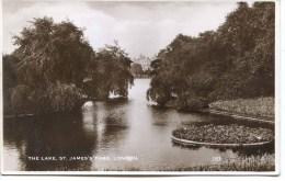 LONDON - ST JAMES'S PARK - THE LAKE RP  Lo789 - London
