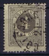 Sweden: 1872 Mi Nr 18 A  , Used, Facit 18, Perforation 14 - Zweden