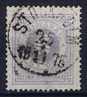 Sweden: 1872 Mi Nr 20 Ac   , Used, Facit 20, Perforation 14