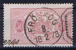 Sweden: 1874 Service Stamp Mi Nr  10 A Perforation 14,