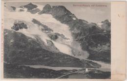 AK - BERNINA-HOSPIZ Mit Cambrena Um 1910 - GR Grisons