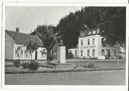 CPSM - - - Hollande - Pastoor Roses Plein - Deurne - Motel Restaurant - Deurne