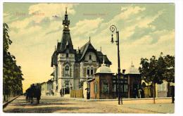 """Turnu - Severin - Bulevardul Carol I"" - Romania"