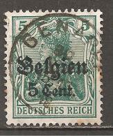 BELGIEN - MI.NR. 12 O - Occupazione 1914 – 18