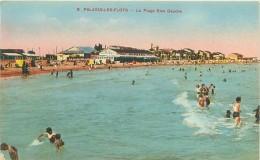 34 - PALAVAS-LES-FLOTS - La Plage Rive Gauche (Ed. Salasc, 8) - Palavas Les Flots