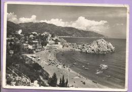 ITALIE - TAORMINA - Spiaggia Di Mazzarro - Vera Foto. - Messina