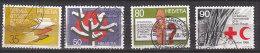 PGL BW0094 - SUISSE SWITZERLAND Yv N°1256/59 - Schweiz
