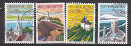 PGL BW0098 - SUISSE SWITZERLAND Yv N°1280/83 - Switzerland