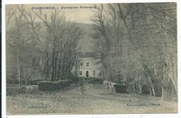 CPA -POURCIEUX -FONTAINE DESELAUS -Var (83) -Edit. Remuzat - Other Municipalities
