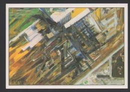 """DF / ARTS / PEINTURE / TABLEAU DU PEINTRE M. F. LARIONOV  """" RAYONNISME """" - Paintings"""