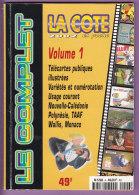 COTE  En  Poche  2002  Le  Complet  -  V 1    130  Pages   T  B  E   -   Quelques  Marques - Télécartes