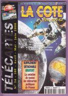 COTE  En  Poche  N°  34  -  100  Pages   T  B  E - Télécartes
