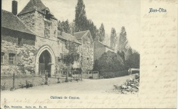 Bas-Oha - Château De Coulon - 1903 ( Voir Verso ) - Wanze