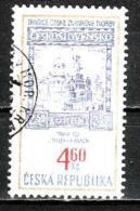 Tchequie 1999 - Yv.no.198 Oblitere - Tsjechië