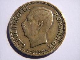 ROUMANIE - 20 LEI 1930. CAROL II. - Roumanie