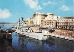 NAVE VITTORIO VENETO  /  Viaggiata - Warships