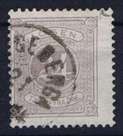 Sweden: Postage Due 1874 Mi 7 B B   Perfo 13, Used. Graulila - Strafport