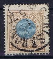 Sweden: 1872 Mi Nr 26 A Perfo 14 , Used, Facit 267 - Zweden