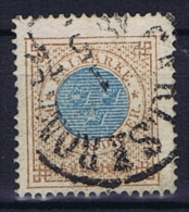 Sweden: 1872 Mi Nr 26 A Perfo 14 , Used, Facit 267