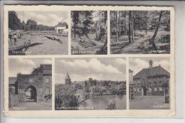 5143 WASSENBERG, Mehrbildkarte, 1939 - Heinsberg