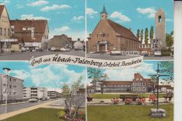5132 UEBACH - PALENBERG - BOSCHELN, Mehrbildkarte - Übach-Palenberg