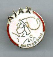 PINS PIN'S FOOT FOOTBALL AJAX AMSTERDAM  2,7 CME EGF - Football