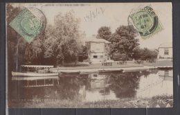 Angleterre - Bridge Inn Waterbeach - Carte Photo (1907) - England