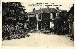 Milly Lamartine   54          Maison De Lamartine  . - France