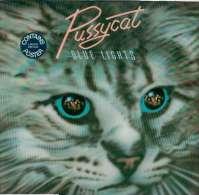 * LP *  PUSSYCAT - BLUE LIGHTS (Holland 1981 EX-!!!) - Country En Folk