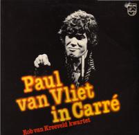 * 2LP *  PAUL VAN VLIET IN CARRÉ (Holland 1977) - Humor, Cabaret