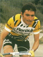Gilbert Chaumaz  France   A-3162 - Cycling