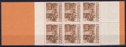 Sweden Stamp Booklet 1941 Mi MH 18 MNH/** , Facit H57, Sc 316 - 1904-50
