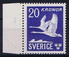 Sweden  1942 Mi 290 B  MNH/** Facit 337 C