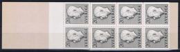 Sweden  1952 Mi 369 D MNH/**  Facit  H100 - Boekjes