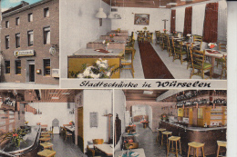 5102 WÜRSELEN, Hotel Restaurant Stadtschänke, Mittelknick - Würselen