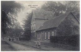 3536 / Bouwel -  Posterij   TOP KAART 1912