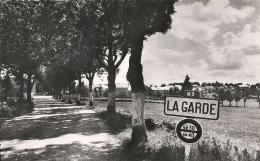Lozère- La Garde (alt. 1050m) -Vue Générale. - France