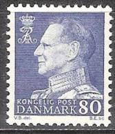DENMARK  # 80 ØRE** FROM YEAR 1965 (A) - Denmark
