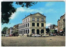 93  MONTREUIL     LA POSTE  +  SIMCA  1000   TBE 1G736 - Montreuil