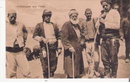 VOLKSTYPEN AUS VELES 62 (ANIMATION) - Macédoine