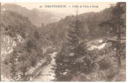 Dépt 39 - SIROD - Vallée De L'Ain à Sirod - France