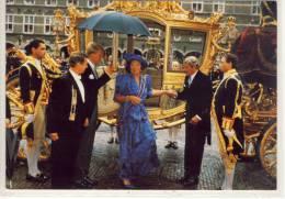 DEN HAAG - Prinsjesdag, 3e Dinsdag In September - Koningin BEATRIX + Prins CLAUS - Koninklijke Families